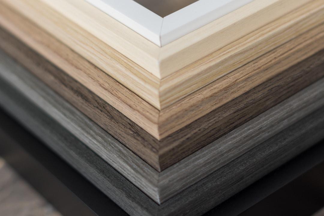 frame moldings